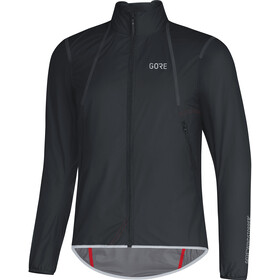 GORE WEAR C7 Gore Windstopper Light Jakke Herrer, black